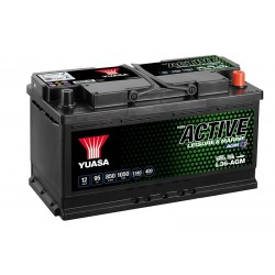 YUASA Leisure L36-AGM 95Ah 850A (EN) battery