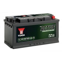 YUASA Leisure L36-100 100Ah battery