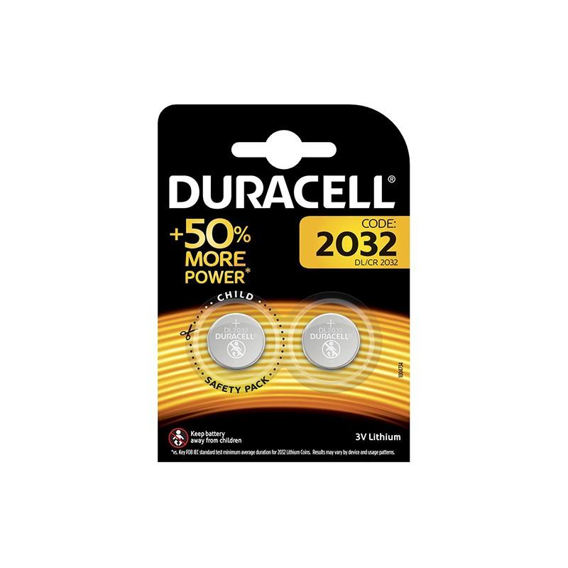 Duracell CR2032 ELECTRONICS (2vnt.)