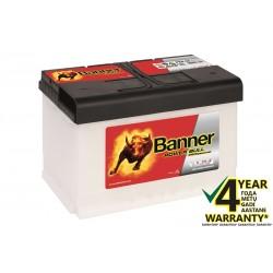 BANNER Power PRO 84Ah 760A (EN) аккумулятор