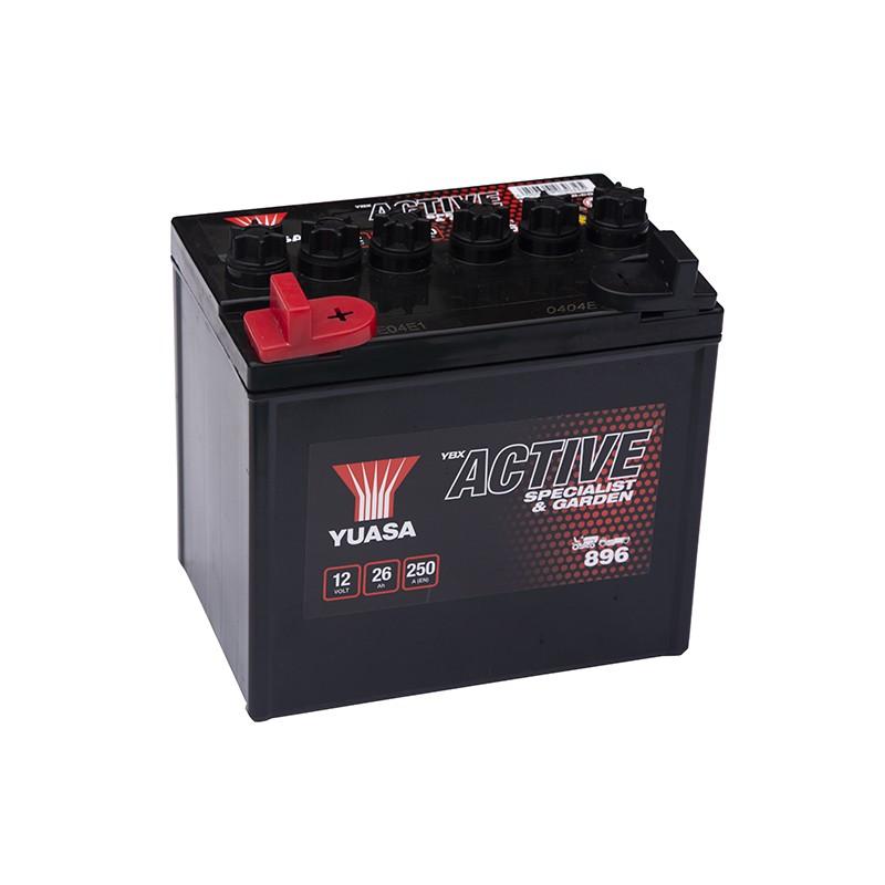 YUASA 896 (53034) 12В 26Ач аккумулятор
