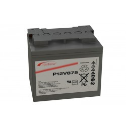EXIDE Sprinter P12V875 akumuliatorius