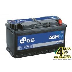 GS YUASA AGM019 95Ah AGM akumuliatorius