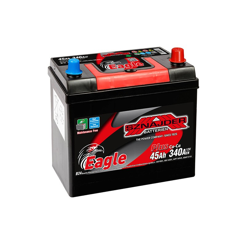 SZNAJDER JAPAN 54523 45Ah battery