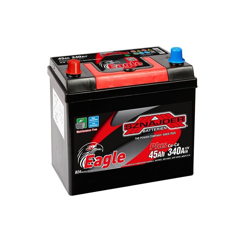 SZNAJDER JAPAN 54524 45Ah battery