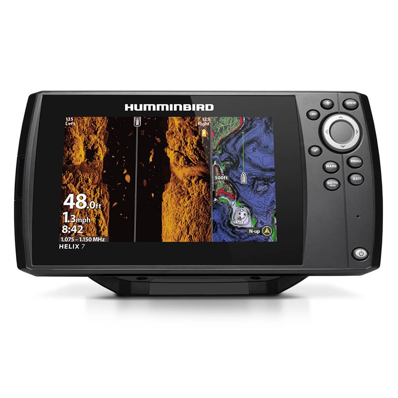 Humminbird Helix 7 Chirp MSI GPS G3N fish finder