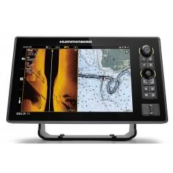 Echolotas Humminbird Solix 10 Chirp MSI+ GPS G2