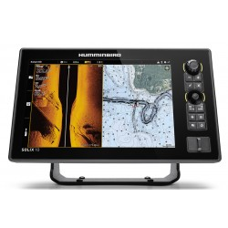 Fish finder Humminbird Solix 10 Chirp MSI+ GPS G2