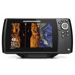 Fish finder Humminbird Helix 7 Chirp MSI GPS G3