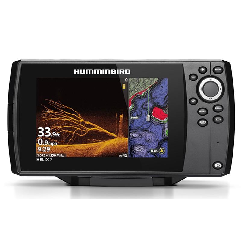 Echolotas Humminbird Helix 7 Chirp MDI GPS G3