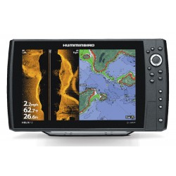 Fish finder Humminbird Helix 12X Chirp SI GPS