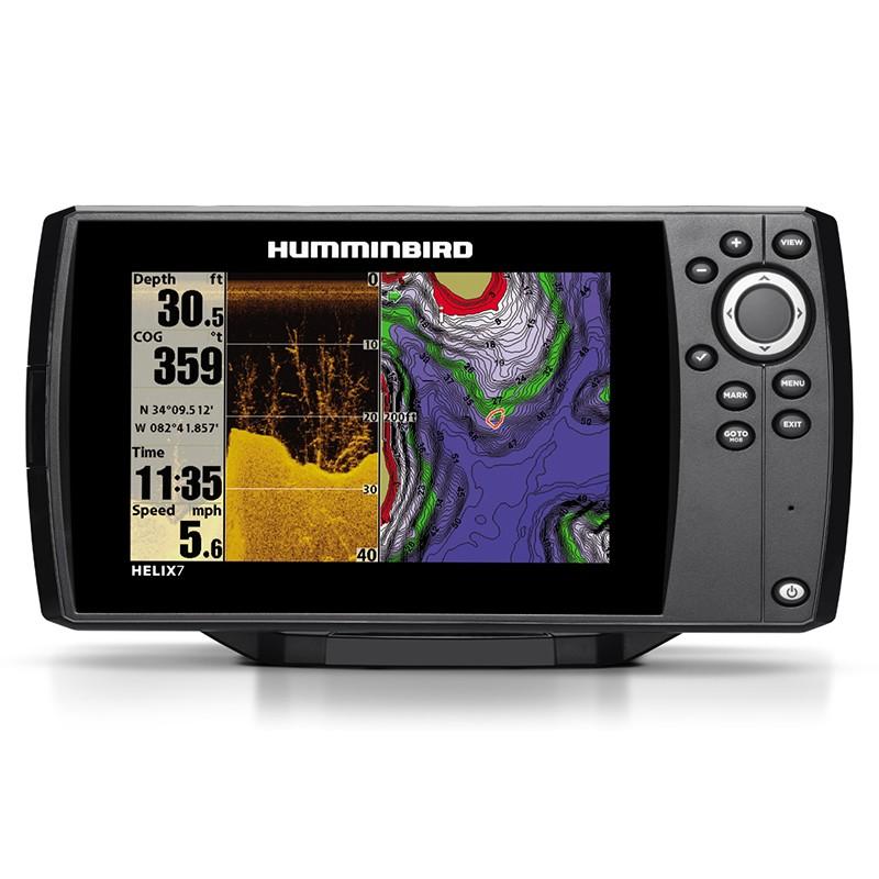 Echolotas Humminbird Helix 7X DI GPS