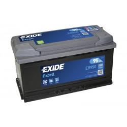 Akum. EXIDE EB950 95Ah 850A/EN