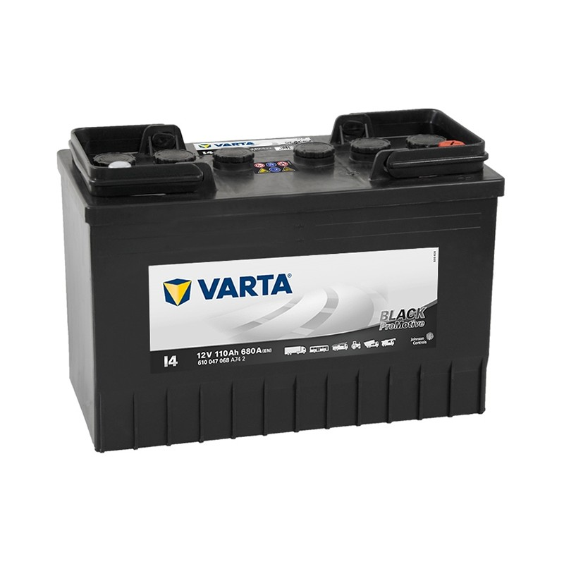 VARTA Heavy Duty I4 (61047) 110Ah battery