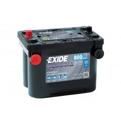 EXIDE MAXXIMA 900 50Ah AGM/SPIRAL akumuliatorius