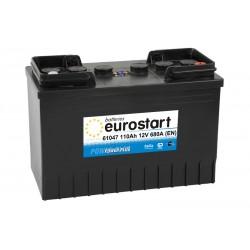 VARTA Heavy Duty I4 (61047) 110Ah battery