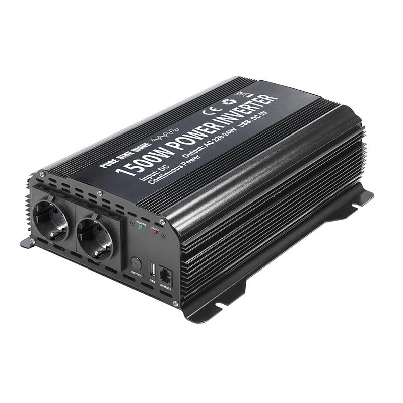 Įtampos keitiklis PSW1500-24 1500W 24V