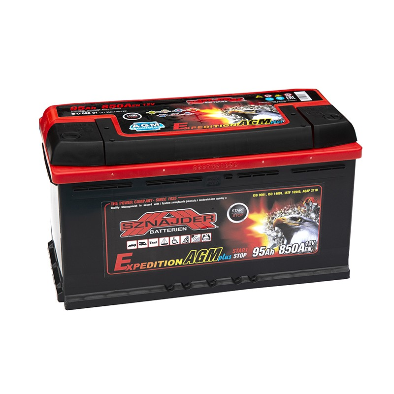 SZNAJDER AGM 59501  95Ah battery
