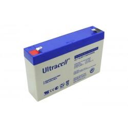 VRLA/Akum. UL7-6, 6V, 6.5Ah