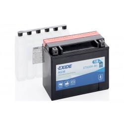 MOTO/battery EXIDE ETX20H-BS