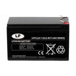 LANDPORT LFP12.8-7.5 12.8V 7.5Ah 96Wh Lithium Ion DC akumuliatorius