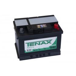 Akum. TENAX 56077 60Ah 540A (EN) аккумулятор