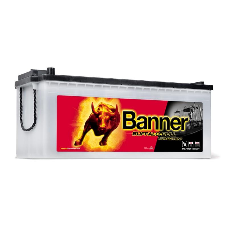 Akum. Banner HC 180Ah 1400A/EN