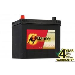 *Akum. Banner EFB 65Ah 550A/EN