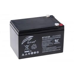 VRLA/Battery RITAR RT12120 (F2) 12V 12Ah