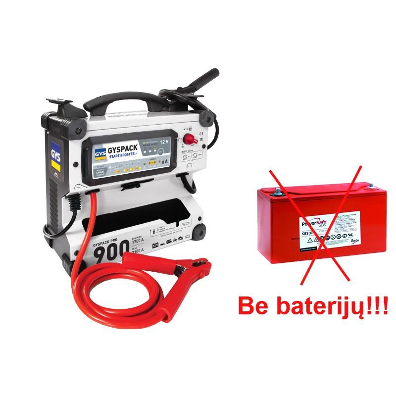 Paleidimo įrenginys Gyspack PRO 900 (be baterjos)