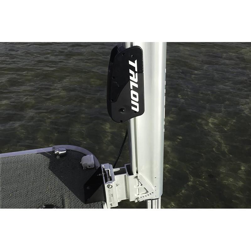 Minn Kota 1810225 Talon Shallow Water Pontoon Edge Mount Kit for sale online