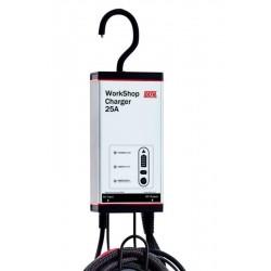 Battery charger DEFA WR-25 (706900) 12V 25A