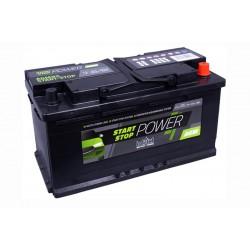 Starter battery INTACT AGM 95 Start & Stop 95Ah 850A (EN)
