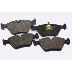 Disk brake pad set LP705