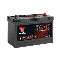 YUASA YBX3642 SHD 110Ah 925A (EN) akumuliatorius