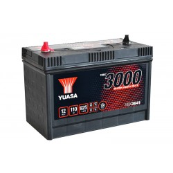 YUASA YBX3641 SHD 110Ah 925A (EN) akumuliatorius