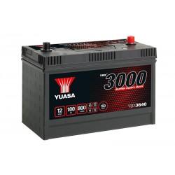 YUASA YBX3640 HD 100Ah 800A (EN) akumuliatorius