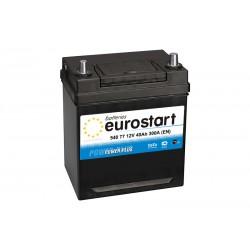 EUROSTART 54077 40Ah 300 (EN) akumuliatorius