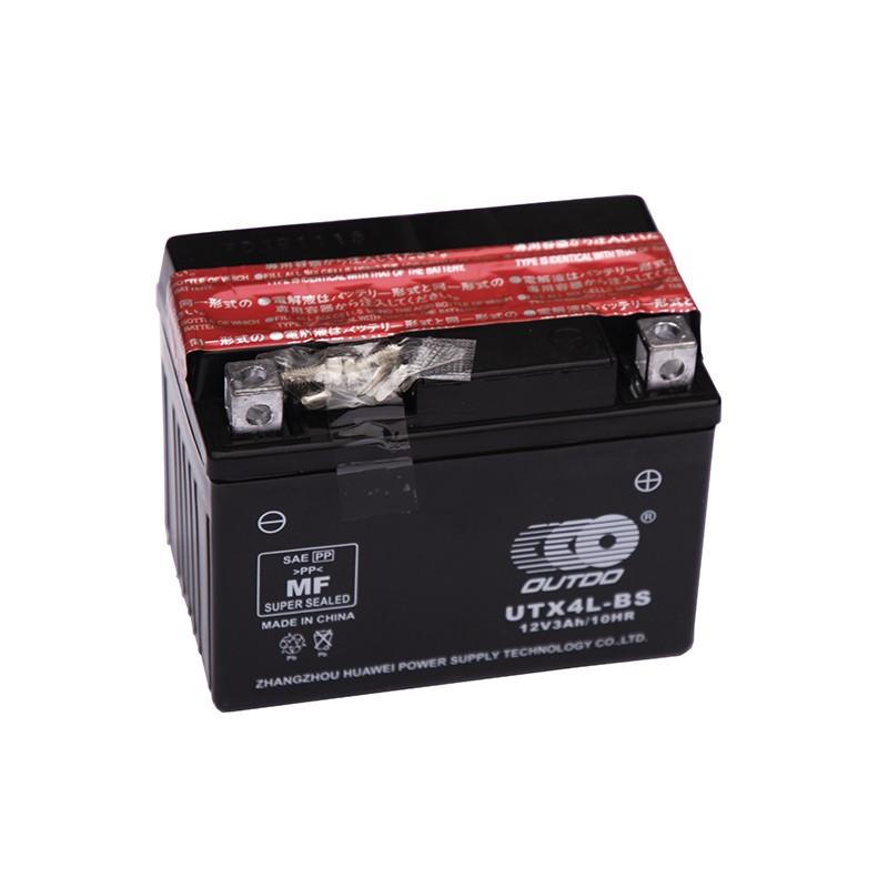 OUTDO (HUAWEI) YTX4L-BS 3Ач аккумулятор