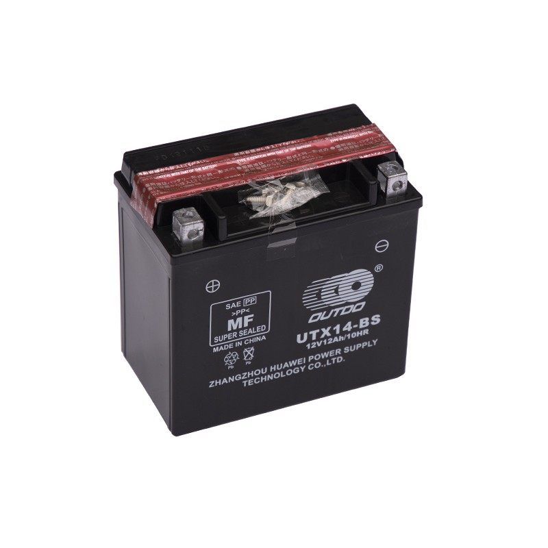 OUTDO (HUAWEI) YTX14-BS 12Ah battery