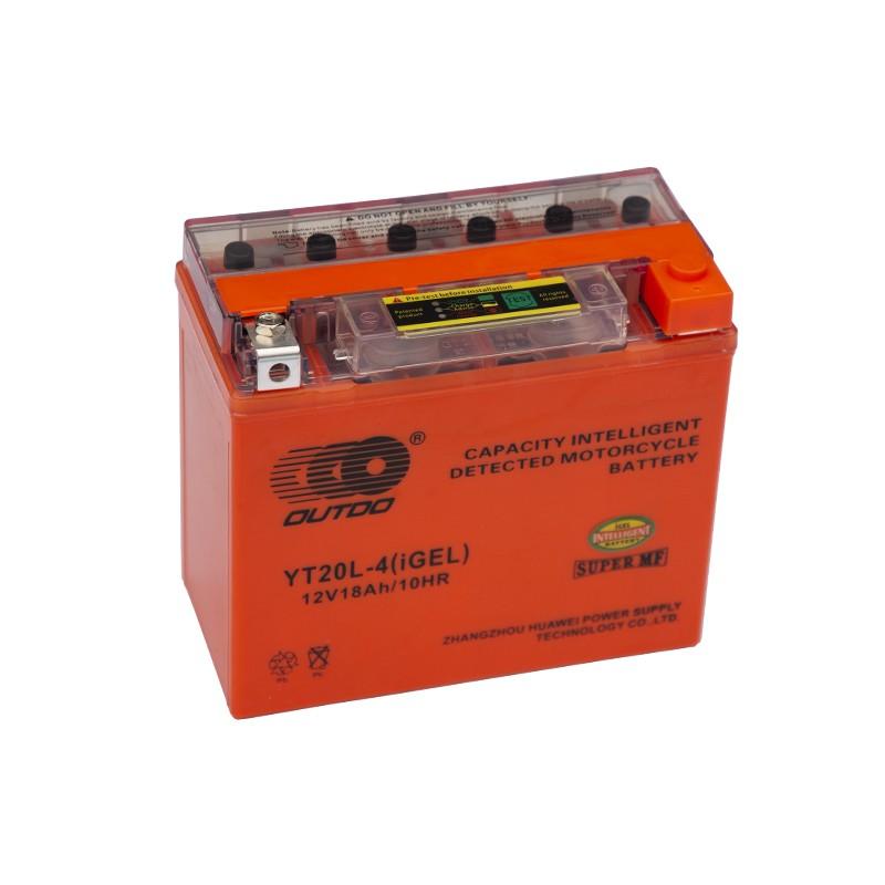 OUTDO (HUAWEI) YT20-4L (i*-GEL) 10Ah battery