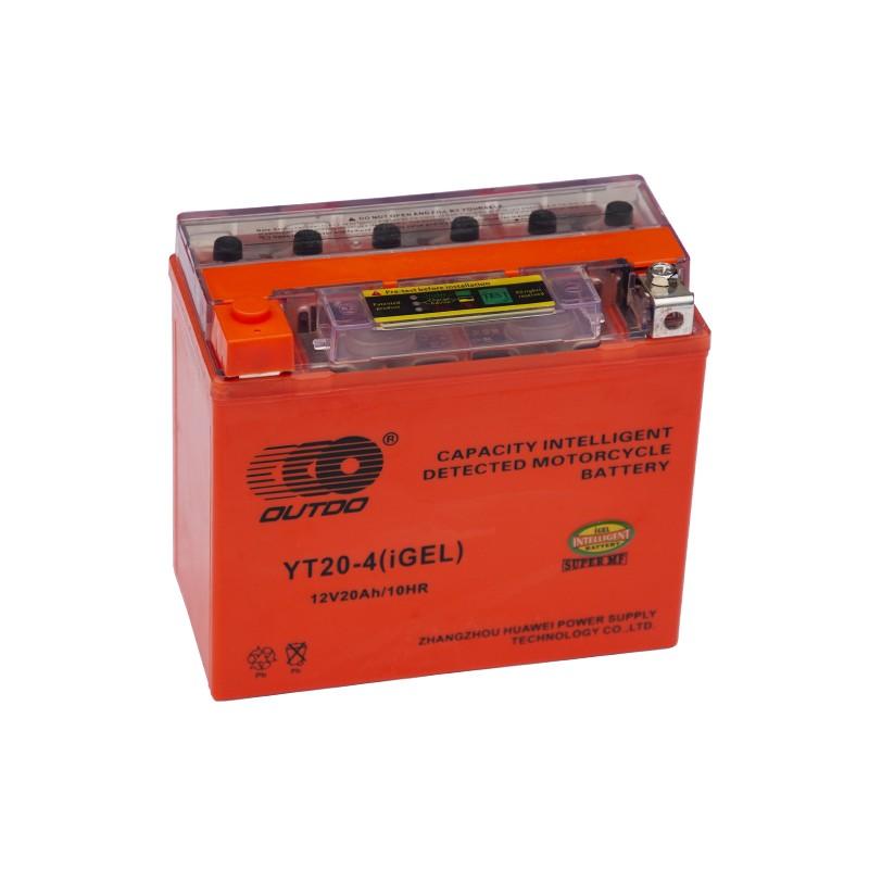 OUTDO (HUAWEI) YT20-4 (i*-GEL) 10Ah battery