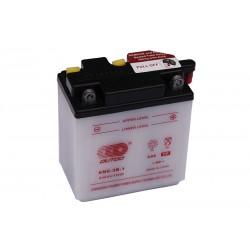 OUTDO (HUAWEI) 6N6-3B-1 6V 6Ah akumuliatorius