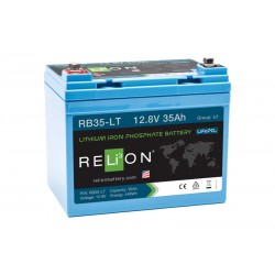 RELION RB35-LT12V 35Ah Lithium Ion akumuliatorius