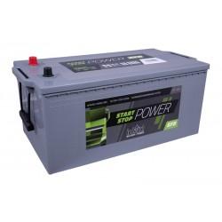 INTACT EFB230 12V 235Ah 1150A (EN) akumuliatorius