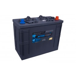 intAct Active Gel 12V 140 (20h) deep cycle Gel battery