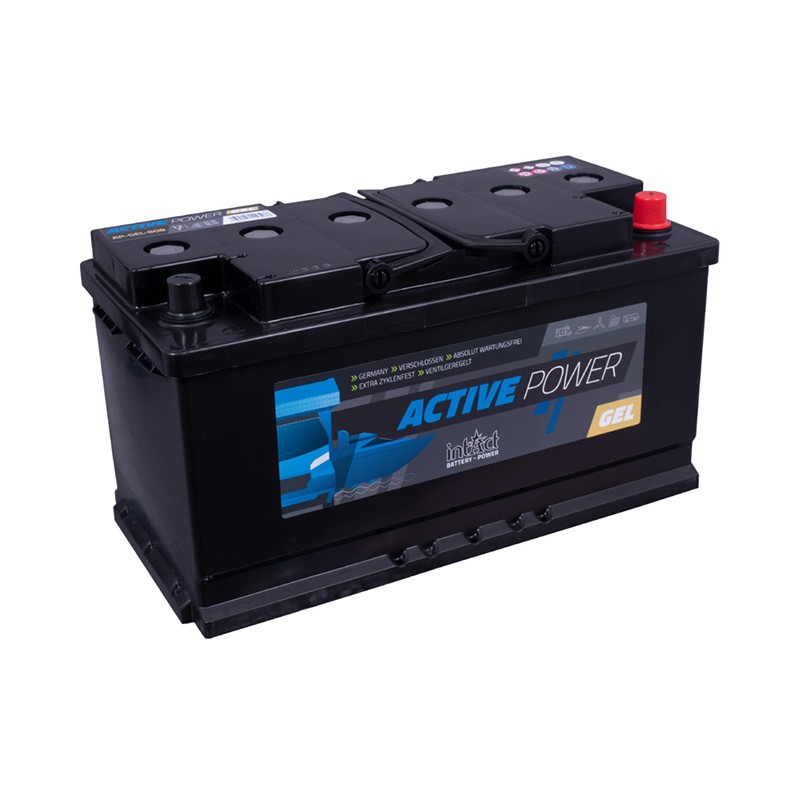 intAct Active Power GEL-80B 80Ah battery
