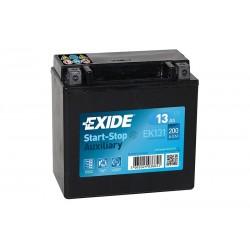 EXIDE EK131 AGM 12V 13Ah 200A (EN) akumuliatorius