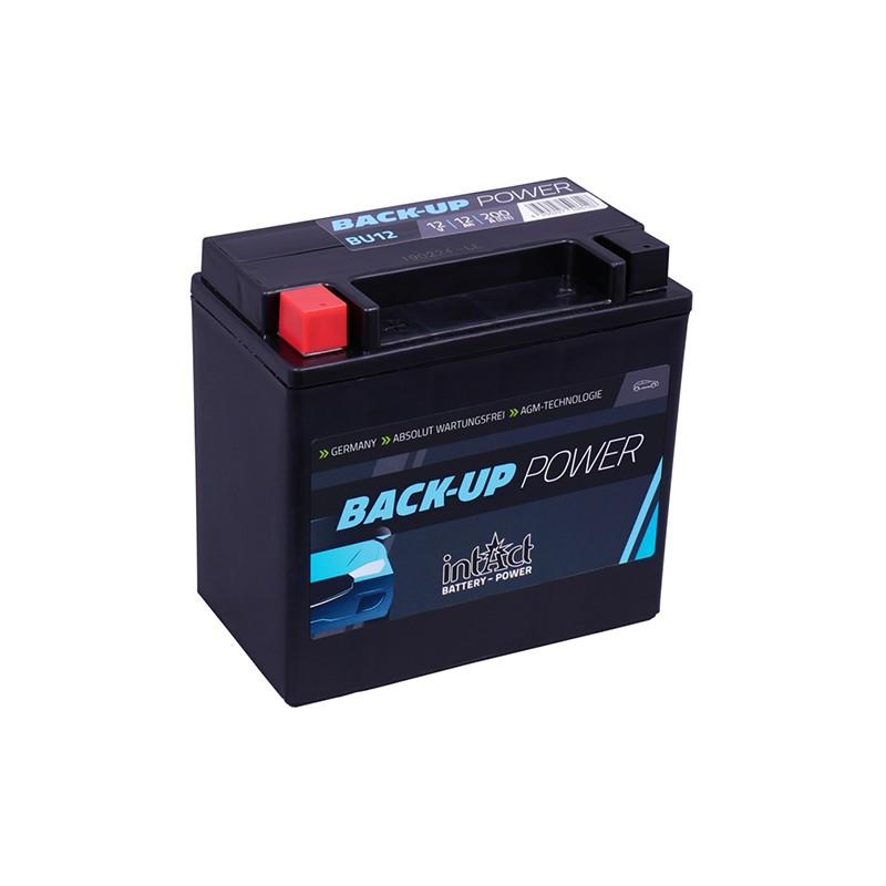 IntAct Back-Up-Power BU12 12Ah battery