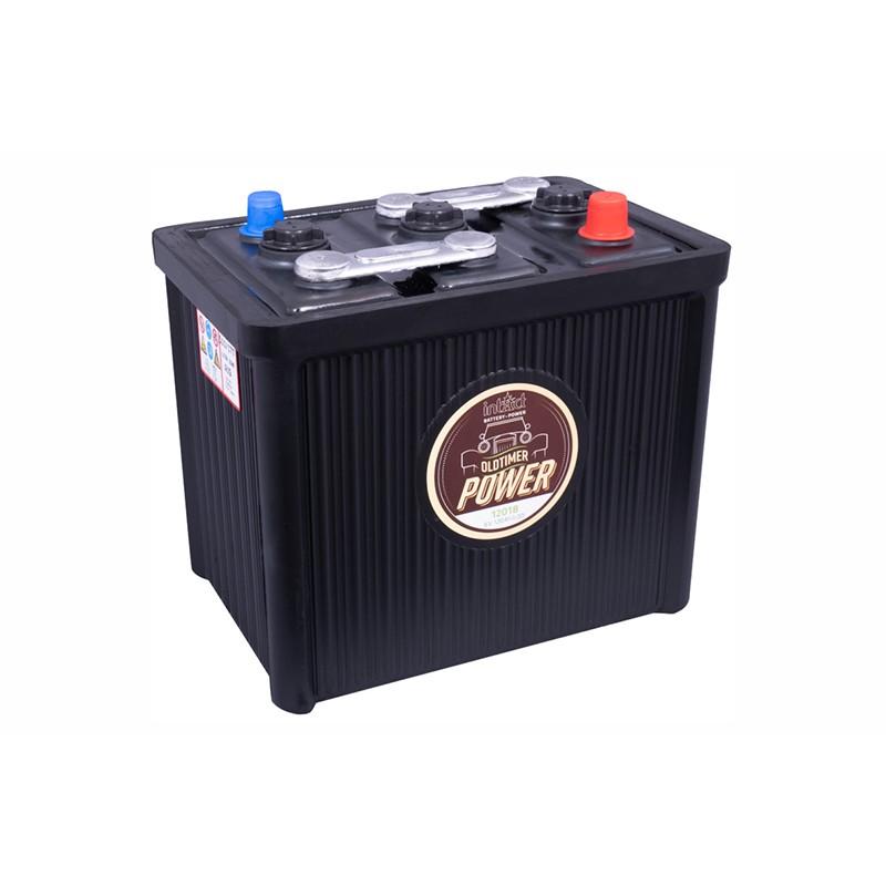 intAct OLDTIMER 12018 6V 120Ah 570A (EN) akumuliatorius